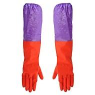 baratos Acessórios de Limpeza de Cozinha-Cozinha Produtos de limpeza Silicone Luvas Ferramentas 1pç