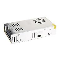 billige Lampesokler og kontakter-zdm 1pc utgang 12v dc 30a max 360w watt max AC / dc bytte strømforsyningsomformer vifte med varmetabell (ac110-220v til dc12v)