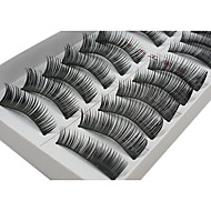 Eyelashes lash Eyelash Volumized Fiber