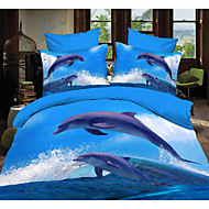 Bettbezug-Sets - Shuian® Polyester