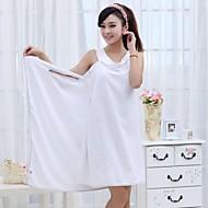 Frisk stil Badehåndkle,Garn Bleket Overlegen kvalitet 100% Mikro Fiber Håndkle