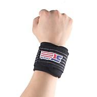 Hånd- og håndleddstøtte Sportstøtte Beskyttende Pustende Letter smerte Trening Løp Svart Fade