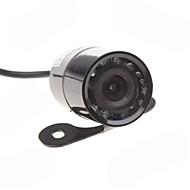 renepai® 170 ° CCD vízálló éjjellátó autó tolatókamera 420 TV sor NTSC / PAL