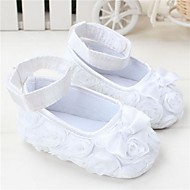 Lány Lapos Csecsemők (0-9m) Puhatalpú cipő Csokor Piros / Rózsaszín / Bíbor Tavaszi nyár