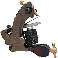 abordables Machines à Tatouer-Machine de tatouage de la bobine d'acier au carbone 1pc