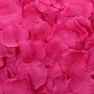 ruusun terälehtiä kattaukseen (valikoituja väri) (sarja 100 terälehdet)