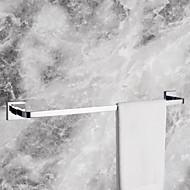 Håndklædestang Sej Moderne Messing 1pc - Badeværelse / Hotel bad 1-håndklæde bar Vægmonteret