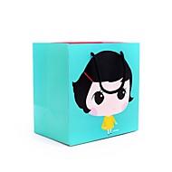 Cuboid kort papir favørholder med favør poser gavekasser-1 bryllup favoriserer