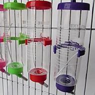 Pisici Boluri & Sticle de Apă Animale de Companie  Castroane & Hrănirea Impermeabil Portabil Multicolor Plastic