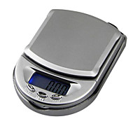 baratos Ferramentas de Medição-balança digital da cozinha da mini jóia do bolso lcd 500g 0.1g