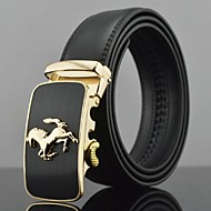 cheap Men's Accessories-Men's Buckle,Black Party/Evening Stylish Classic Wedding Cool Formal Style
