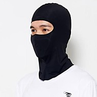 cheap -Balaclava Pollution Protection Mask Men's Camping / Hiking Cycling / Bike Bike / Cycling Breathable Quick Dry Dust Proof Solid Colored Polyester / Stretchy / Mountain Bike MTB / Road Bike Cycling