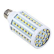 E26/E27 LED-kornpærer T 86 leds SMD 5050 1050lm Varm hvit Kjølig hvit Warm white:2800-3200K;  Cool white:6000-6500K AC 110-130