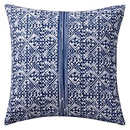 現代のイカットポリエステル装飾的な枕カバー