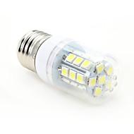 billige Kornpærer med LED-3W 300-350 lm E26/E27 LED-kornpærer T 27 leds SMD 5050 Kjølig hvit AC 85-265V