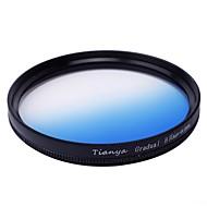 Tianya 67mm circular terminata filtru albastru pentru Nikon d7100 D7000 18-105 18-140 canon 700D 600D 18-135