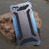 billiga Mobil cases & Skärmskydd-fodral Till iPhone 6s Plus / iPhone 6 Plus iPhone 6 Plus Skal Hårt Metall för iPhone 6s Plus / iPhone 6 Plus
