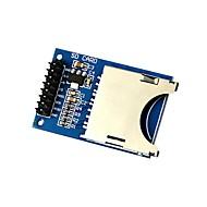 geeetech módulo leitor de cartão SD para memória ler e escrever