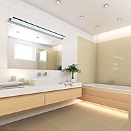 Wall Light Downlight Bathroom Lighting AC100-240V LED Integrated Modern/Contemporary Electroplated