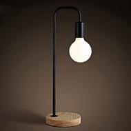 enkel design metall bordlampe