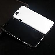 billiga Mobil cases & Skärmskydd-fodral Till iPhone 6s Plus / iPhone 6 Plus / iPhone 6s iPhone 6 Plus / iPhone 6 Skal Ensfärgat Hårt PC för iPhone 6s Plus / iPhone 6s / iPhone 6 Plus