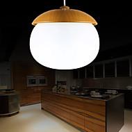 Lysekroner Mini Stil Moderne / Nutidig Stue/Soverom/Spisestue/Kjøkken/Leserom/Kontor Tre/ Bambus
