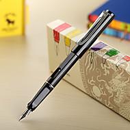 0.5ミリメートル黒のファッションビジネスの万年筆
