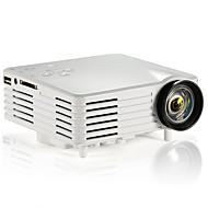 vivibright® mikro projektor EMP sorozat gp7s, HDMI / USB / SD / video minden egy videojáték