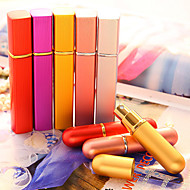 cheap Makeup Tools & Accessories-Cosmetic Bottle Plastic Quadrate Sample Red / Purple / Pink / Orange