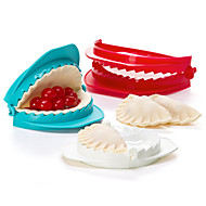 набор из 3 пластиковой тесто пресс-формы клецки производителя Кухня инструмент гаджета