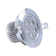 billige Innfelte LED-lys-400 lm LED-spotpærer 5 leds Høyeffekts-LED Varm hvit Kjølig hvit AC 85-265V