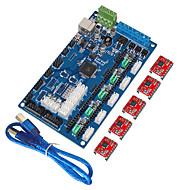 """KEYES 3D Printer Control Board MKS Gen V1.2, USB Line (A4988)"""