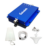 Lintratek® Dual Band Signal Booster CDMA 850MHz + DCS 1800MHz Repetidor GSM Booster 850 1800 Full Booster Sets
