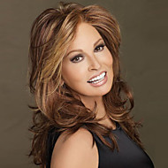 Burst Models in Europe and America of High-Quality Synthetic Hair Wig High Temperature Wire