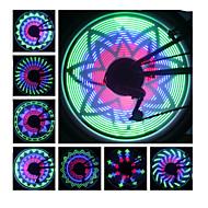 Φώτα Ποδηλάτου φώτα τροχών LED Cree Ποδηλασία Προγραμματιζόμενο Φωτιστικό LED 100 Lumens USB Ποδηλασία