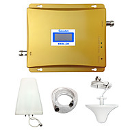 Lintratek GSM 3G Repeater 900MHz 2100 WCDMA Cell Signal Booster Dual Band Repetidor Airtel/Beeline/Digicel/Vodafone