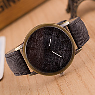 Reloj MujerColorful Jeans Band Wristwatch For Girls And Boys Quartz Simple Style Watches Of Rome's Number Dial