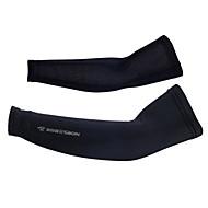 tanie Ocieplacze na ręce i nogi, ochraniacze na buty-łazienkowe ramię Ultraviolet Resistant Oddychający Kolarstwo / Rower Dla obu płci Spandeks Jendolity kolor