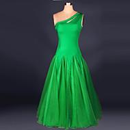 Budeme tancovat šaty taneční šaty ženy výkon drapané šaty