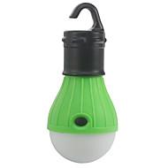 ランタン&テントライト LED 10 ルーメン 1 モード - 電池は含まれていません 緊急 のために キャンプ/ハイキング/ケイビング 屋外 グリーン