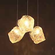 billiga Belysning-Mini Hängande lampor Fluorescerande - LED Vit, Glödlampa inte inkluderad / G4 / 5-10㎡