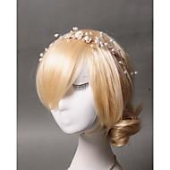 模造真珠アクリルのヘッドバンドヘッドピース古典的な女性のスタイル