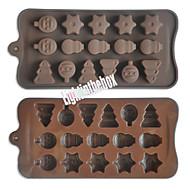 billige -Bakeware verktøy Plast GDS Kake Cake Moulds 1pc