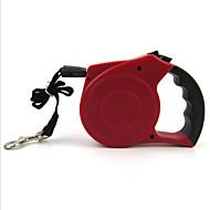 犬 リード 調整可能 / 引き込み式 自動 ナイロン ブラック レッド グリーン ブルー ピンク