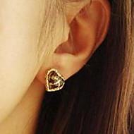 Dames Kristal Oorknopjes Kristal oorbellen Sieraden Gouden Voor Feest Dagelijks Causaal