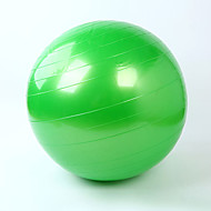 baratos Acessórios de Ioga e Pilates-65cm Bola de Fitness PVC Verde Unissex Also Kang