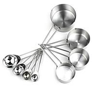 baratos Ferramentas de Medição-1pç Utensílios de cozinha Aço Inoxidável Conjuntos de ferramentas para cozinhar Para utensílios de cozinha