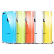 billiga Mobil cases & Skärmskydd-fodral Till iPhone 5C Apple Skal Mjukt TPU för iPhone 5c