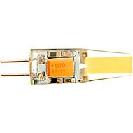 billige Bi-pin lamper med LED-YWXLIGHT® 4W 250-350 lm G4 LED-lamper med G-sokkel T 2 leds COB Dekorativ Varm hvit Kjølig hvit Naturlig hvit DC 24V AC 24V AC 12V DC 12 V