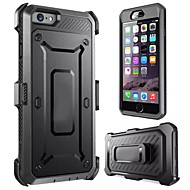billiga Mobil cases & Skärmskydd-fodral Till Apple iPhone 8 iPhone 8 Plus iPhone 6 iPhone 6 Plus iPhone 7 Plus iPhone 7 Stötsäker Fodral Rustning Hårt Silikon för iPhone